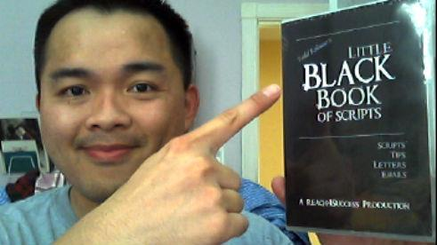 Todd Falcone's Little Black Book of Scripts