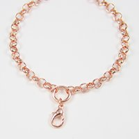 South Hill Designs 6.5mm rolo gold chain