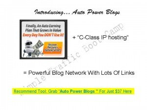 Simple Traffic Boot Camp 9