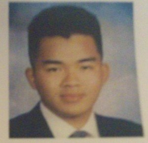 Jerry Chen high school picture